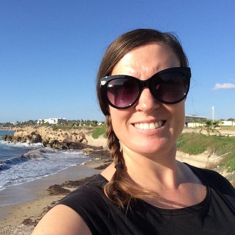 Marsha Amanova in Paphos Cyprus